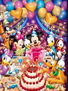 It's my birthday! 35 today!