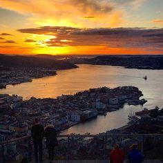 Over vidden i Bergen. Rundtur - Tur - UT.no