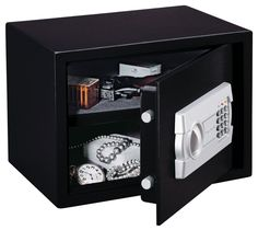 Stack-On PS-514 Personal Safe w Electronic Lock Home Security Gun Pistol Jewelry #StackOn