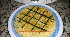 Recetas de cocina thermomix Tortilla, Sin Gluten, Guacamole, Zucchini, Vegetables, Cooking, Healthy, Ethnic Recipes, Food