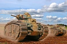 char b1 | Home > Gallery > Allied > Char B1 bis Preview