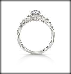 A mermaid in love ring- disney Ariel engagement ring aka PERFECT
