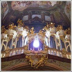 St. Nicholas church - pipe organ