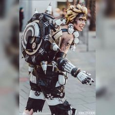 Now That's Good Junkrat [Cosplay]
