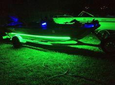 Captivating Customize Your Boat With LED Lighting   SuperNova Fishing Lights Good Ideas