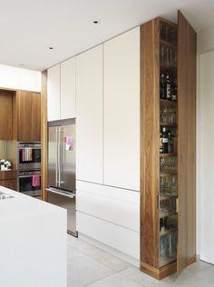 Magnificent Rustic Kitchen Island Design Ideas – Home Decor İdeas Modern Kitchen Design Small, Rustic Kitchen, Kitchen Cabinet Design, Kitchen Island Design, Kitchen Pantry Design, Interior Design Kitchen, Minimalist Kitchen, Small Modern Kitchens, Modern Kitchen Design
