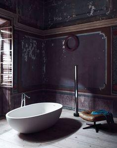 Agape Bathrooms: Five Interpretations - Apartment 80