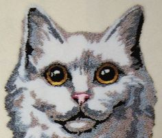 British Made Webster Craft Large Cat's head Punch by WebsterPunch