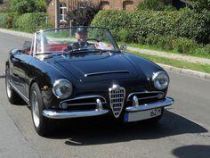 Alfa Romeo Giulia Spider (1962) by Transaxle (alias Toprope) on Flickr.