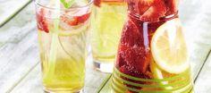Hunajainen mansikkabooli