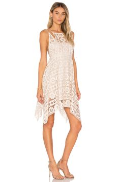 Free People Just Like Honey Lace Dress in Ivory | REVOLVE