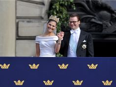 mariage Princesse Victoria et Daniel Westling, le 19 juin 2010
