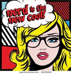 pop art girl sunglasses - Google Search
