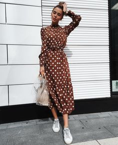 57 Ideas For Womens Outfits Summer Dresses Shorts Fashion Mode, Modest Fashion, Look Fashion, Fashion Dresses, Fall Fashion, Fashion Trends, Hijab Mode, Mode Ootd, Mode Outfits