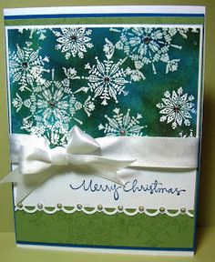 Stamping with Julie Gearinger: Merry Christmas- PP26 and CQC61 Challenge #2