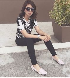 Sofia Andres as Alex Fashion 101, Fashion Wear, Girl Fashion, Fashion Outfits, Simple Outfits, Chic Outfits, Spring Outfits, Outfit Goals, My Outfit