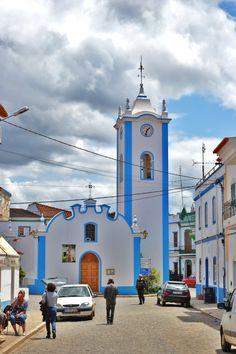 More #portuguese blue in STA. Clara A Velha  Odemira, Portugal