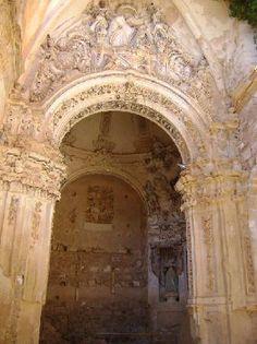 Monasterio de Piedra, Zaragoza, Spain
