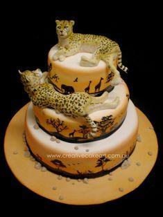 https://flic.kr/p/8DJsGA | creative cake art wedding cakes (46)