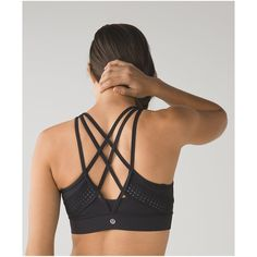 530f68ef3b lululemon Strap It Like It s Hot Bra ( 54) ❤ liked on Polyvore featuring  activewear