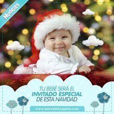 ¿Adivina quién será la principal atracción de estas fiestas de fin de año? ¡Sí! Adivinaste. http://escuelahuggies.com/Ciencias/Celebrando-las-fiestas-con-tu-recien-nacido-y-familiares.aspx