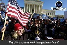 Why US Companies Want Immigration Reforms - Readmore@ https://www.morevisas.com/usa-immigration/why-us-companies-want-immigration-reforms-morevisas/   #Morevisas #USImmigration