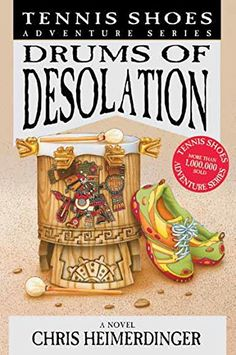 Tennis Shoes Adventure Series: Drums of Desolations Book on CD >>> Click image to review more details.