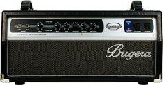 Bugera BVV3000 Infinium Tube Bass Amplifier Head