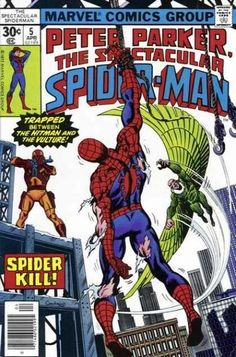 Peter Parker The Spectacular Spider-man # 5