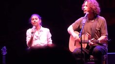 Chris Cornell and daughter Toni - Redemption Song (cover) @ Beacon Theat...