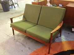 Parker 2 seater lounge