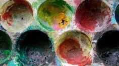 Expositie dorpsgezichten Jan Segers, Rapportstraat 29 in Veldhoven. Gratis entree. Een kleurencatalogus met de afbeeldingen van de schilderi...