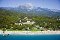 Antalya Turkey:)I hear this is one of the few places where you can actually ski,and swim on the same day if you like,. Beautiful Places To Visit, Antalya, Skiing, Places To Go, Paradise, Mountains, Alternative, Turkey, Swim