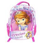 """Sofia The First Backpack - Pink (16"""")"""