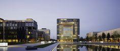 JSWD Architekten - ThyssenKrupp Quartier Essen