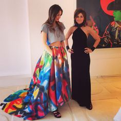 Obsessed with this skirt designed by Lisa Perry for her daughter