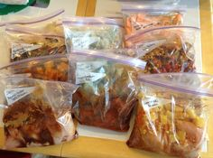 13 Freezer Meals in 2 hours! | Sunny Day Family