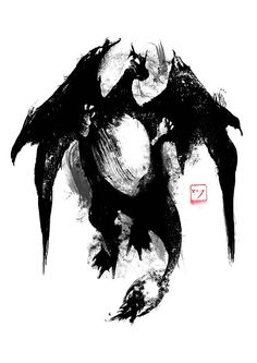 Charizard by A.J. Hateley