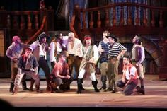Theater Review: Mark Bretz's take on The Muny's Pirates!