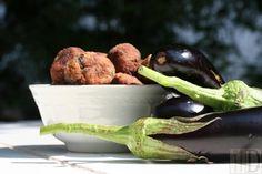 Polpette di melanzane aka Eggplant balls