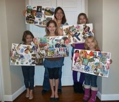 vision boards for kids!