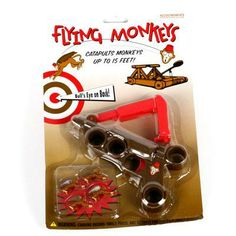 Flying Monkeys Catapult