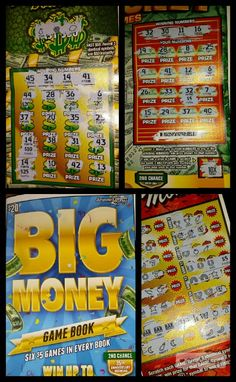 Big Money Book $100