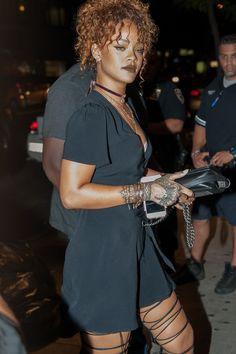 Strappy Rihanna @jojorulez