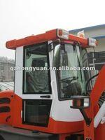 new style ZL15F hydraulic joystick loader