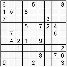 100 Printable Easy Samurai Sudoku Puzzles Samurai Sudoku