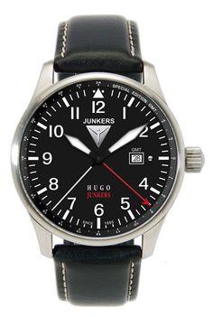 Junkers Armbanduhr  6644-2 versandkostenfrei, 100 Tage Rückgabe, Tiefpreisgarantie, nur 179,00 EUR bei Uhren4You.de bestellen