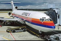 united airlines 727-222 | Picture of the Boeing 727-222/Adv aircraft
