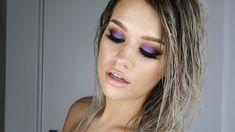 Makeup Tips: 21 Pink and Purple Eye Makeup Looks. Purple Smokey Eye, Purple Eye Makeup, Makeup Tips, Beauty Makeup, Hair Makeup, Makeup Ideas, Makeup Trends, Makeup Inspo, Beauty Tips