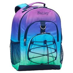 Gear-Up Ombre Backpack #pbteen